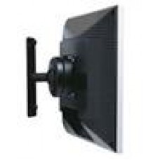 SpaceDec Display Direct Wall M Black,non moveable