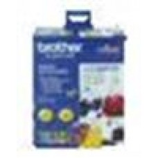 Brother LC38 Photo Value Pack Ink Set & 40 Sheets 4x6 Paper