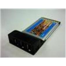 Condor PCMCIA IEEE1394 x 3