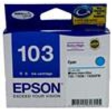 Epson 103 CyanHigh Cap Suits TX600FW, T103292