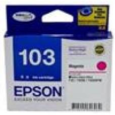 Epson 103 Magenta High Cap Suits TX600FW, T103392