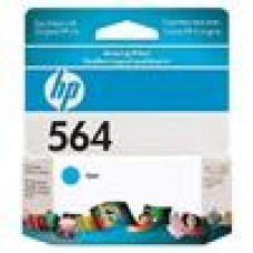 HP NO 564 CyanInk Cartridge Cyan Ink Cartridge