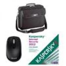 Leader Basic Notebook Bag Kit KAS TS 1U, 16GB USB, WL MSE
