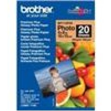 Brother 6x4 Prem Gloss Paper 20Pk,  260 GSM (LS)