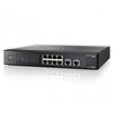 Cisco 8 Port Dual WAN Router 8x10/100/Dual WAN/50xVPN