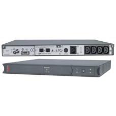 APC Smart-UPS SC 450VA 1U RM 280W/DB9/RS232/2Yr Wty