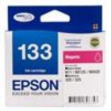 Epson 133 Standard Magenta Ink Suits N11,NX125,NX420,320,325