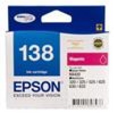 Epson 138 HighCap Magenta Ink Suit NX420,320,325,525,625,630