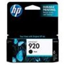 HP 920 Black Ink Cartridge Suits OfficeJet 6500