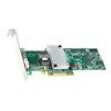 Intel 4Pt 6GBs LSI2108 SAS/SATA RAID Controller, 512MB Cache, SAS Cable Included