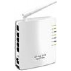 Draytek Vigor2710NE ADSL2+ 802.11n Wireless Modem Router Access Point Firewall 4xLAN RJ11 RJ45 PPPoE