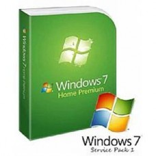 MS Win7 Home Pre 64Bit SP1 OEM OEM DVD Home Premium