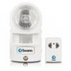 Swann PIR Motion Light Alarm 110db, 30m Range