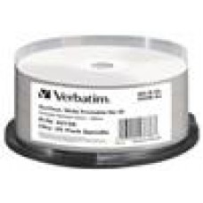 Verbatim Blu-Ray BD-R 25pk 25GB, 6x, Spindle