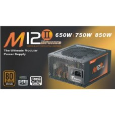 Seasonic M12II750W 80+ PSU Bronze, Modular, 7yr Warranty (LS)