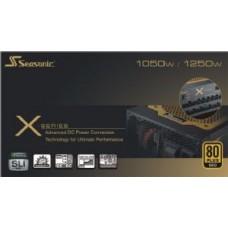 Seasonic 80+ Gold X-1050W PSU Modular, Active PFC, 7 Yr Wty