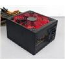 Casecom 700W 80+ 120mm Red Blades FAN (Non-LED) ATX PSU 2 Years Warranty