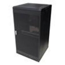 LinkBasic 22RU 800D Mesh Rack Mesh Door, 4x240v Fans/8x PDU