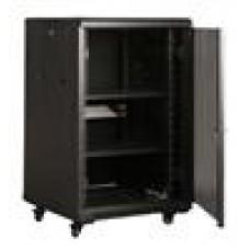 LinkBasic 18RU 800D Mesh Rack MESH DOOR W/4X240V FAN/8PT PDU