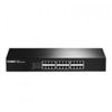 Edimax 24-Port Fast Ethernet Rack-mount Switch (LS)