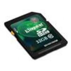 Kingston 32GB SDHC Class 10 SDHC Card Class 10