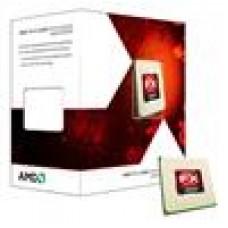 AMD FX-6300 6 Core 3.5GHz AM3+ Black 95W, Turbo 4.1GHz, Box with Fan, 3 Years Warranty