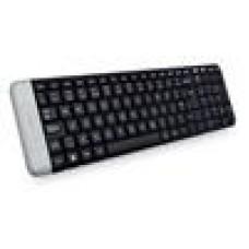 Logitech K230 Wireless Keyboard Ultra Compact Smal Design 2.4GHz Unifying Receiver 128-bit AES encryption 3 Yrs Warranty - 920-003357(LS)