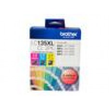 Brother LC-135XL Colour Value Pack 1XCyan 1X Magenta 1X Yellow