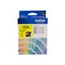 Brother LC-135XLY Yellow Ink Cartridge- MFC-J6520DW/J6720DW/J6920DW and DCP-J4110DW/MFC-J4410DW/J4510DW/J4710DW -  1200 pages