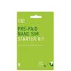 Telstra Nano Sim Card $30 Prepaid Starter Pack iPhone