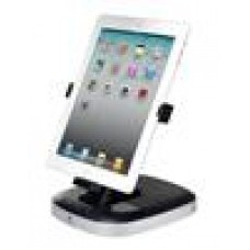 Logitech iPad Stand with Speaker 980-000611,Suits  Ipad 1 and 2 (LS)