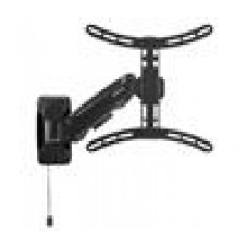Telehook Full Motion Wall Mnt Up to 25kg/Gas Spring/3Yr Wty