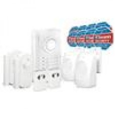 Swann WirelessAlarm Kit Siren 2xMotion Sensor Remotes