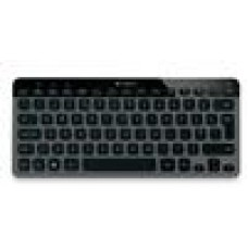 Logitech K810 Illuminated Keyboard Hand Proximity detection Auto-adjusting illumination Logitech Easy Switch Win8 - 920-004408 LS-> K830