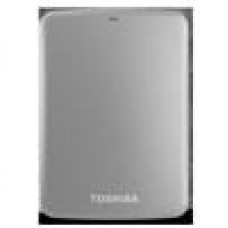 (LS) Toshiba 500GB Canvio Silver USB3.0 External 2.5 Hard Drive