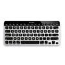 Logitech Illuminated BT Keybd Easy Switch, Suits all O/S ( LS )