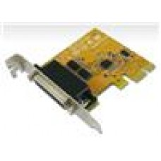 Sunix PCIE 2 Port Serial LP Low Profile Expansion Card