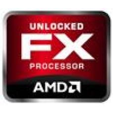 AMD FX-9370 8 Core 4.4GHz AM3+ Black 220W, Turbo 4.7GHz, Box no fan (LS)