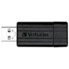 Verbatim 16GB Pinstripe USB2.0 Black