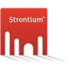 Strontium 16GBMicroSD Class10 NitroSeries433X w/Adaptor UHS1