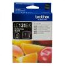 Brother LC-131BK Black Ink Cartridge - DCP-J152W/J172W/J552DW/J752DW/MFC-J245/J470DW/J475DW/J650DW/J870DW - up to 300 pages