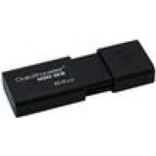 Kingston 64GB USB3 DT100G3 Retail Packaging 5YR WTY