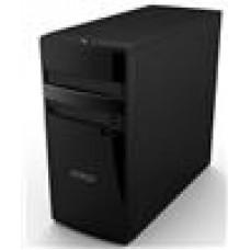 Tronika Mini Case Black USB2.0, Audio, no PSU