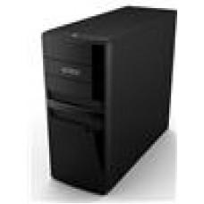 Tronika Mid Case  Black USB2.0, Audio, no PSU