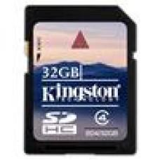 (LS) Kingston 32GB SDHC Class 4 SDHC Card Class 4