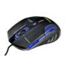Armaggeddon Foxbat Blue Mse LED Effects/Nylon Cord/Wght Ad