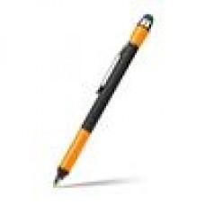 Cygnett StylusPen Orange Black Dual Stylus/Ball Point Pen