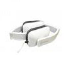 Connectland Stereo Headset With Mic 3.5MM White (LS)