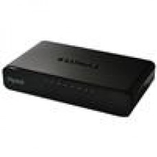 Edimax 8 Port Gigabit Desktop Switch with Optional USB or AC Power
