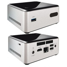 Intel NUC Cel 2820 Gigabit WIFI HDMI USB3 2.5